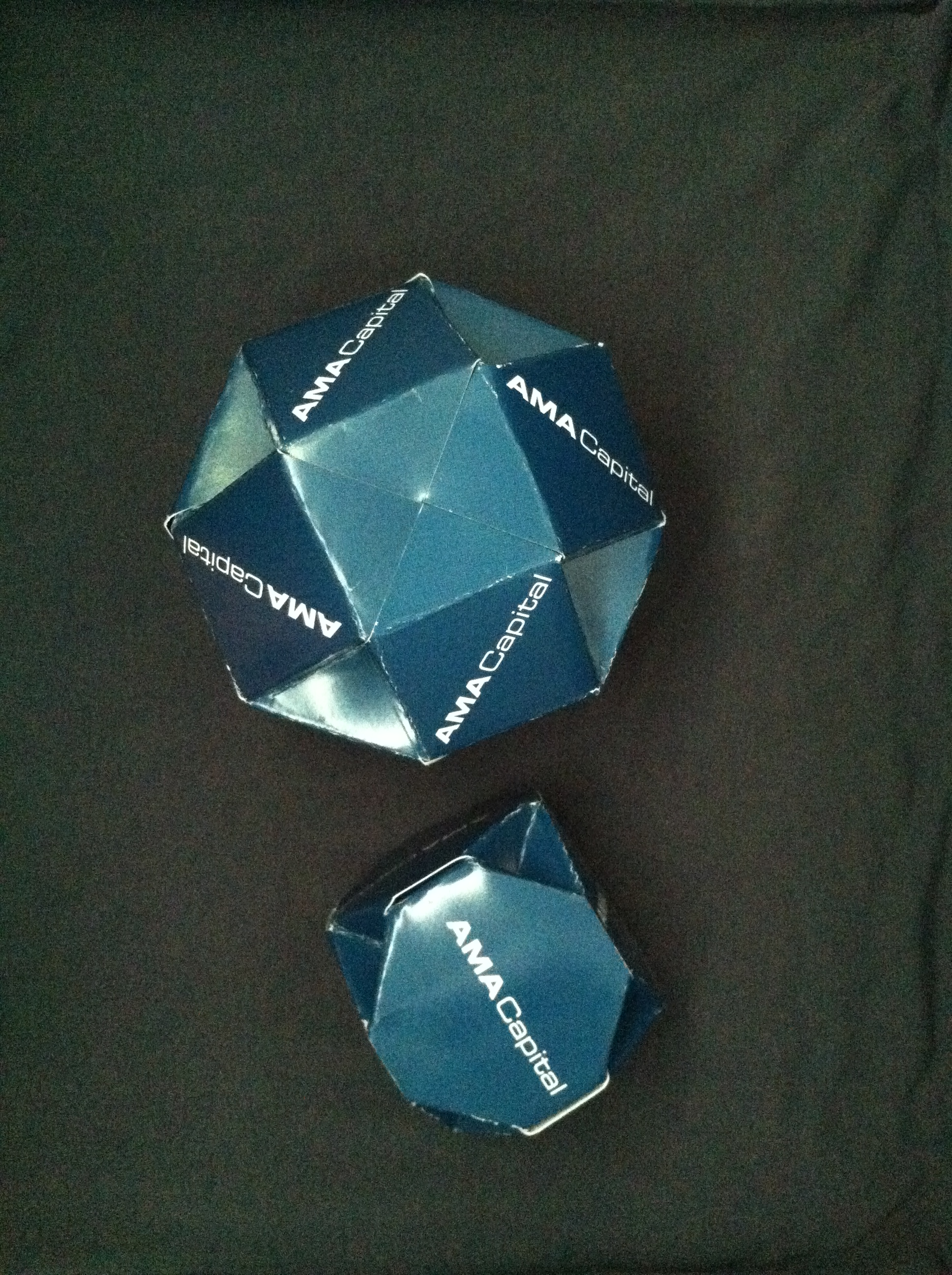 Two Archimedean Solids